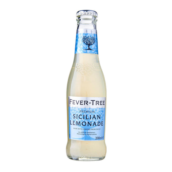 Fever Tree Sicilian Lemonade 200ml Glass Bottle