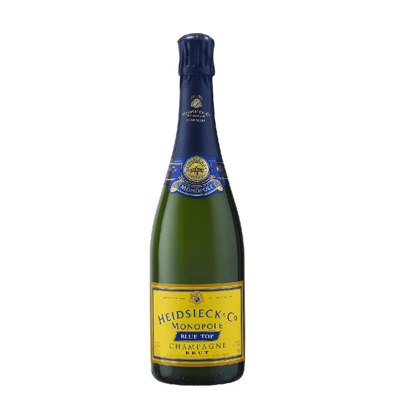 Heidsieck Dry Monopole Blue Top Champagne