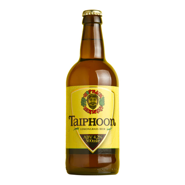 Hopback Brewery Taiphoon Gluten Free Beer 500ml