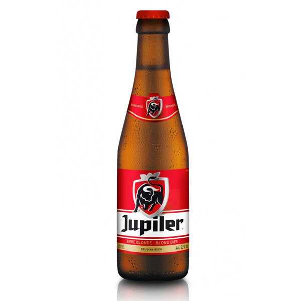 Jupiler Pils Pale Lager 330ml Glass Bottle