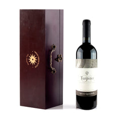 Querciabella Turpino in Wooden Gift Box with Accessories