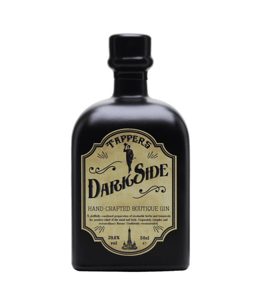 Tappers Darkside Gin 50cl