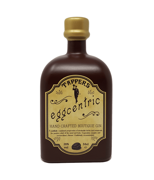 Tappers Eggcentric Gin 50cl
