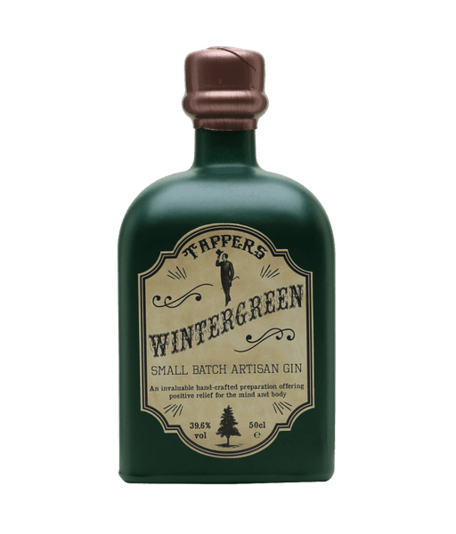 Tappers Wintergreen Gin 50cl