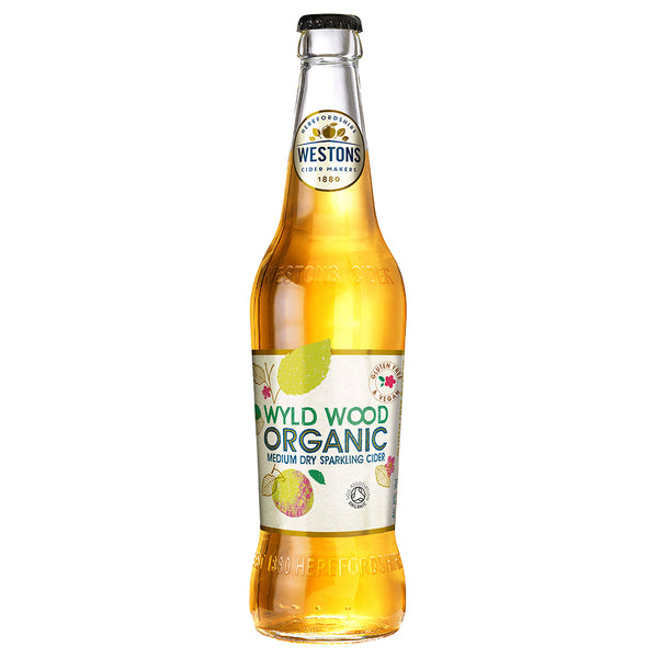 Westons Wyld Wood Organic Cider 50cl