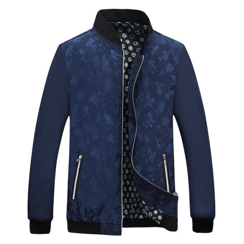 Dot-In Pattern Jacket -Jackets - 30$fashion