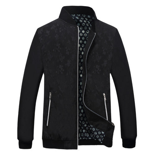 Dot-In Pattern Jacket -Jackets - 30 Dollar Fashion