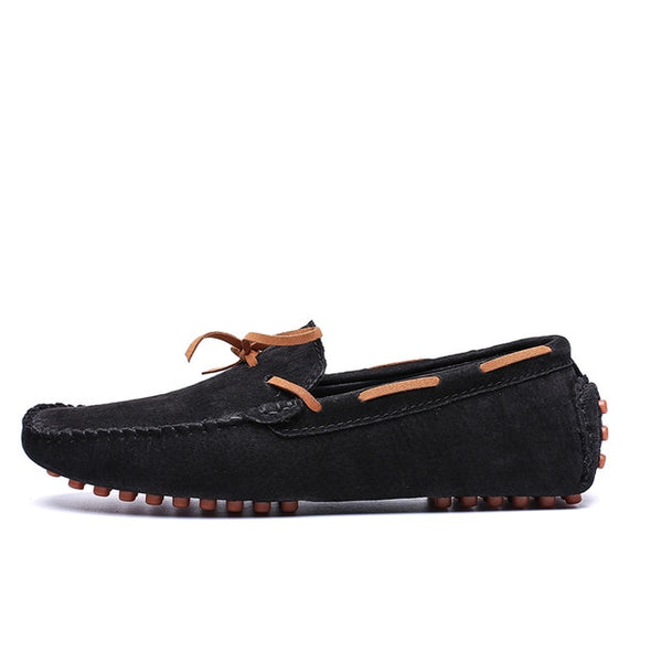 Men's Soft Genuine Leather Casual Loafers/Driving Shoes