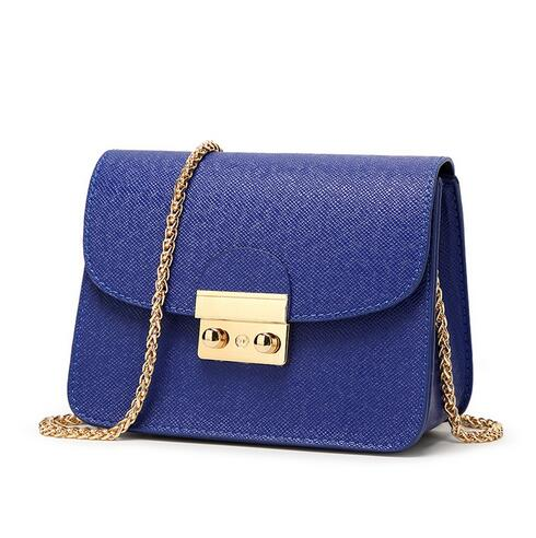 Petit Code Colour Chain Clutch Bag -Clutch bag - 30$fashion