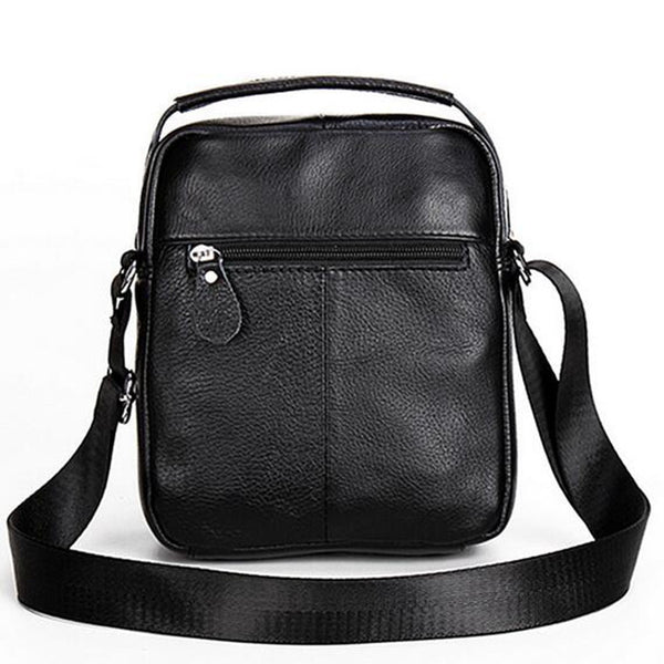 Genuine Leather Messenger Bag -men's Bags - 30$fashion