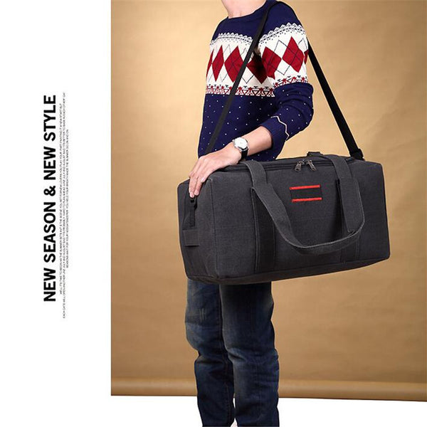 Travel Bag With Large Capacity -men's Bags - 30 Dollar Fashion