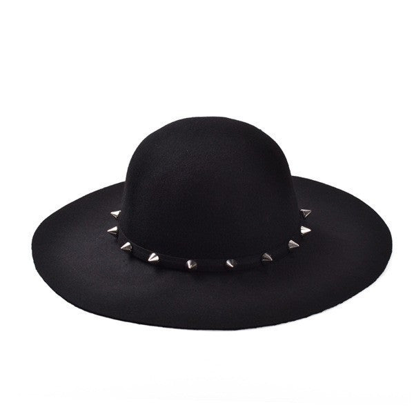 Floppy Hat With Studs