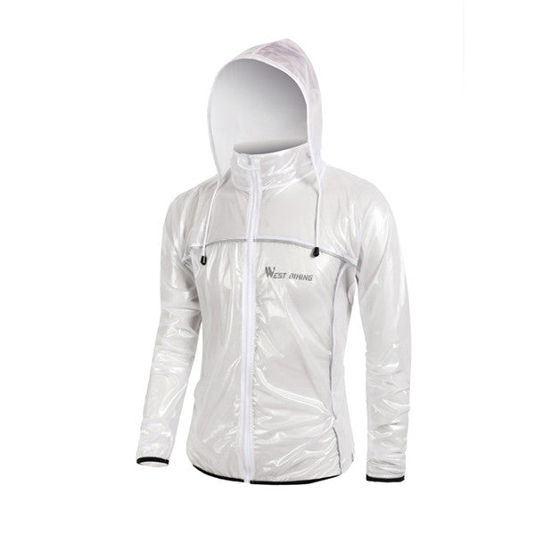 Waterproof Windbreaker Cycling Raincoat -Mens tops - 30 Dollar Fashion