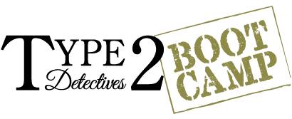 Bus Boot Camp from Type 2 Detectives