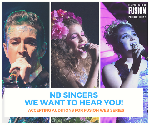 NB SINGERS - We want to hear you!