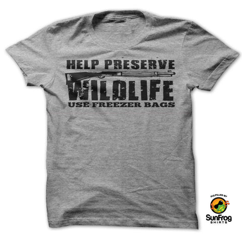 Preserve Wildlife - Speedy Trends