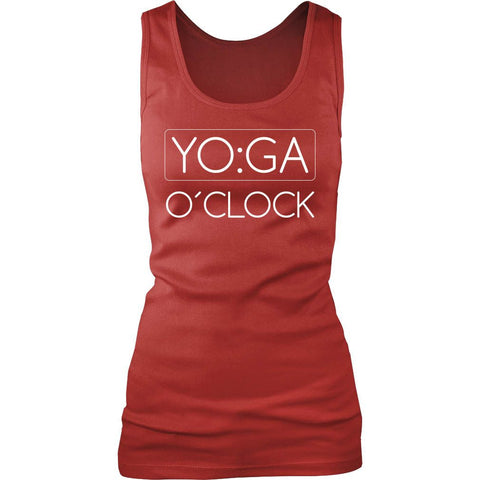 """Yoga O' Clock"" Yoga T Shirt Series - Speedy Trends"