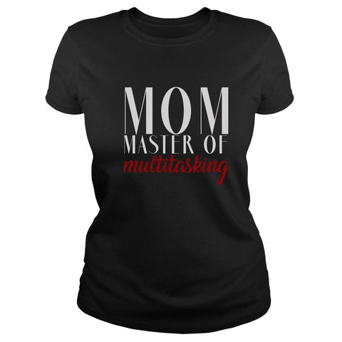 """Multitasking"" New Mom T Shirt Collection - Speedy Trends"