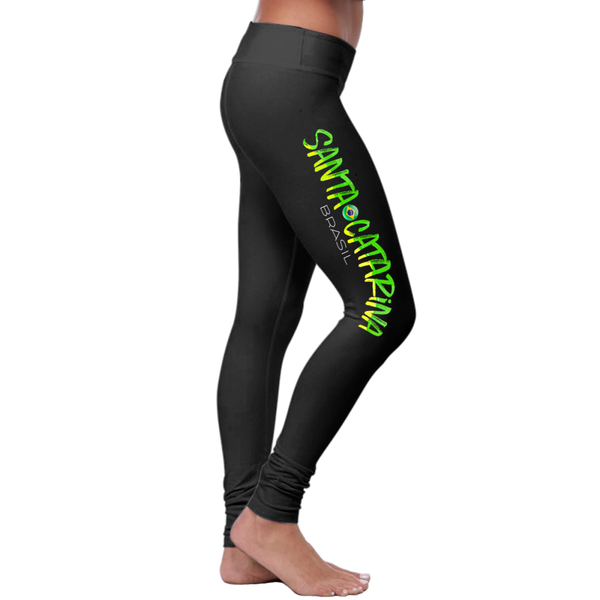 """Santa Catarina"" (Brazilian Leggings Series) - Speedy Trends"