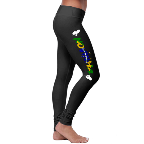 """ Novinha"" (Brazilian Leggings Series) - Speedy Trends"