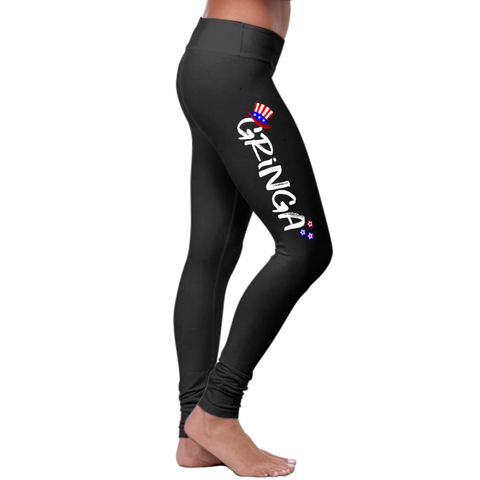 """Gringa"" Leggings - Speedy Trends"
