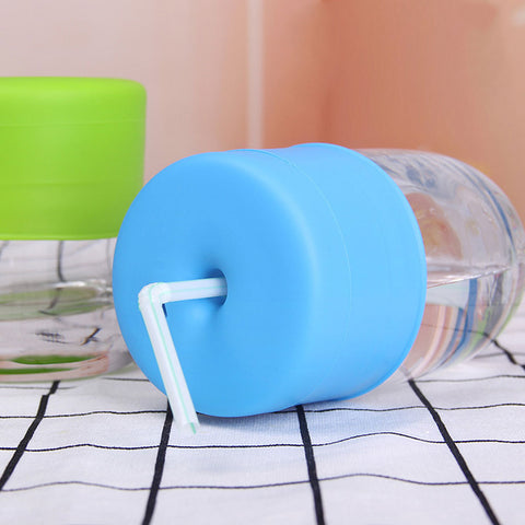 Anti-Spill Silicone Zippy Cup Lid
