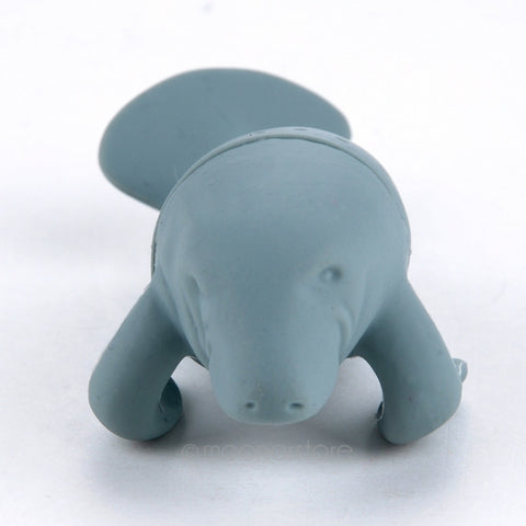 """Save the Manatee"" Silicone Tea Infuser Filter - Speedy Trends"