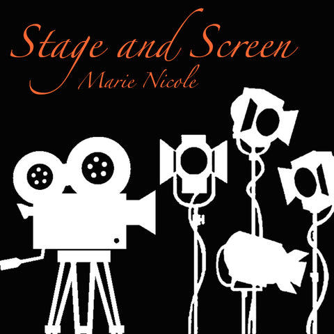 Stage and Screen - Marie Nicole EP CD