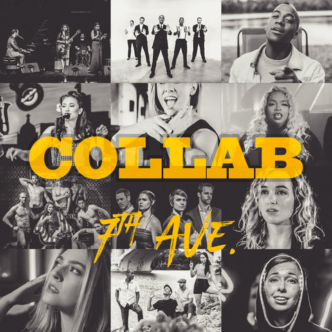 7th Ave: Collab - CD