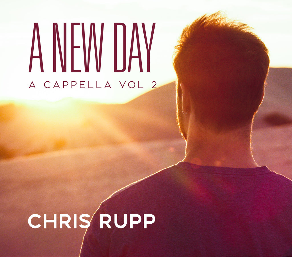 A New Day: A Cappella Vol 2 CD