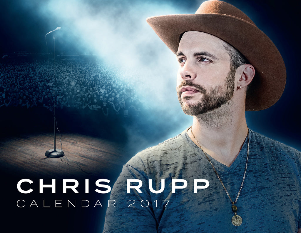 2017 Shine Monthly Wall Calendar - Signed! SOLD OUT