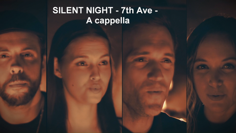 Silent Night - 7th Ave a cappella arrangement.