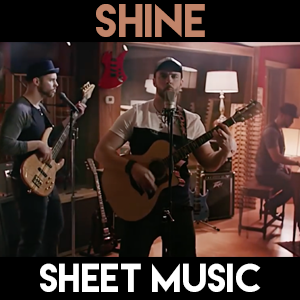 Shine - Sheet Music