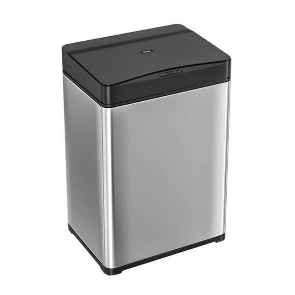 Tidy Up! Smart Bin 30 L - Automatic Sensor Stainless Steel Dustbin