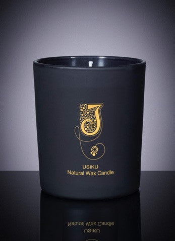 Usiku Natural Wax Candle - NOW AVAILABLE!