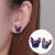 Artsy French Bulldog Earrings
