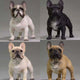 Resin French Bulldog Statue