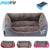 French Bulldog Pet Sofa Dog Bed, Comfy, Soft and Waterproof