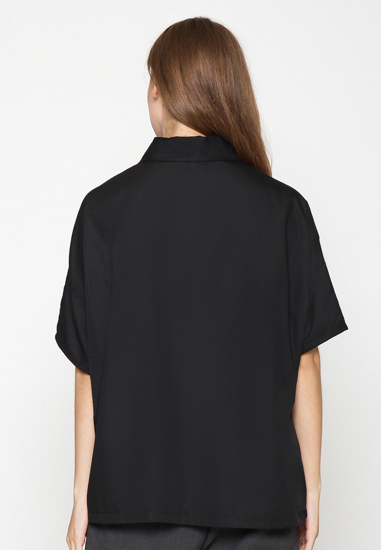 Oversized Shirt - Black