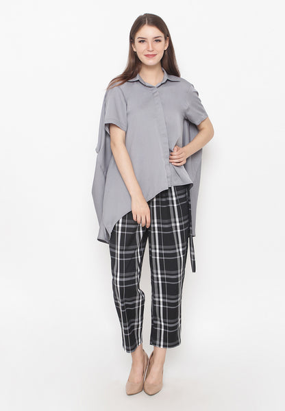 Handkerchief Shirt - Grey