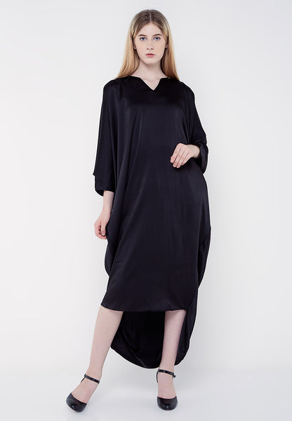 Fancy Kaftan - Black