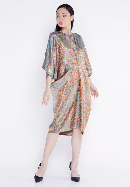 Fancy Kaftan - Gold
