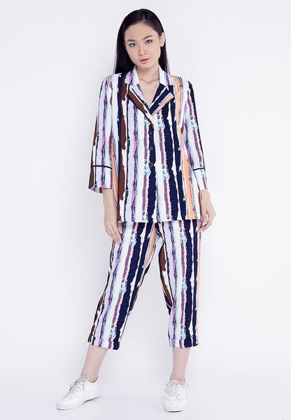 Travel Suit - Multicolor