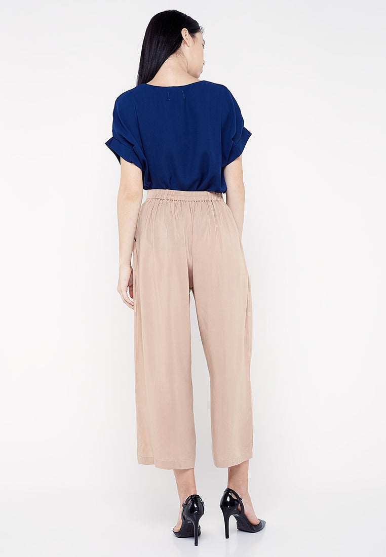 Travelling Pants - Brown