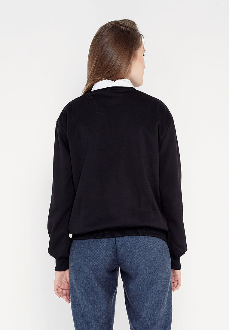 Cozy  Sweater - Black