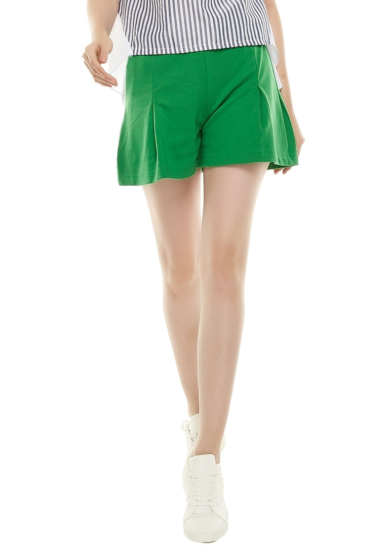 Short Pants - Green