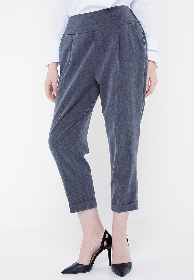 Office Pants - Grey