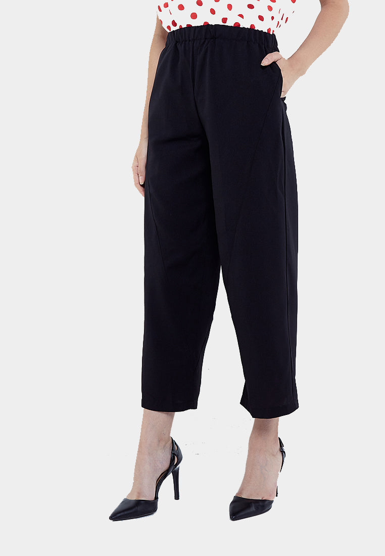 My Go To Pants - Black