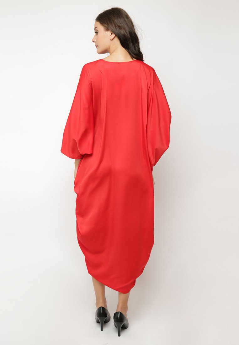 Fancy Kaftan - Red
