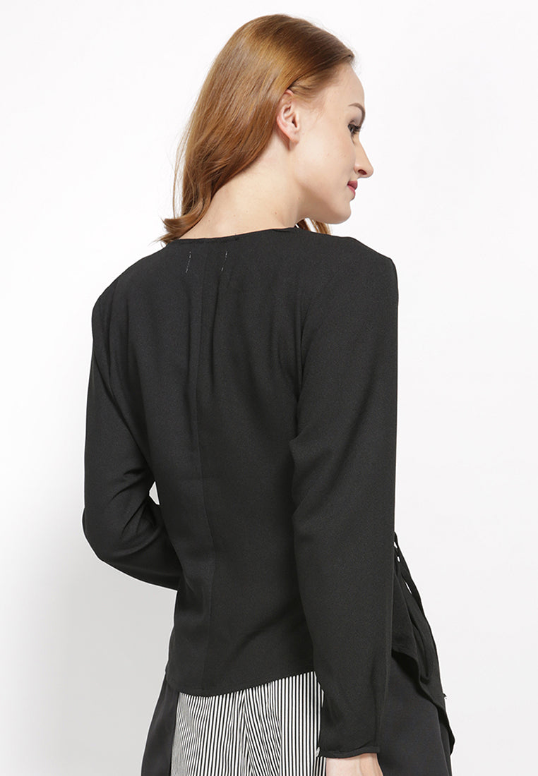 Effortless Cardigan - Black